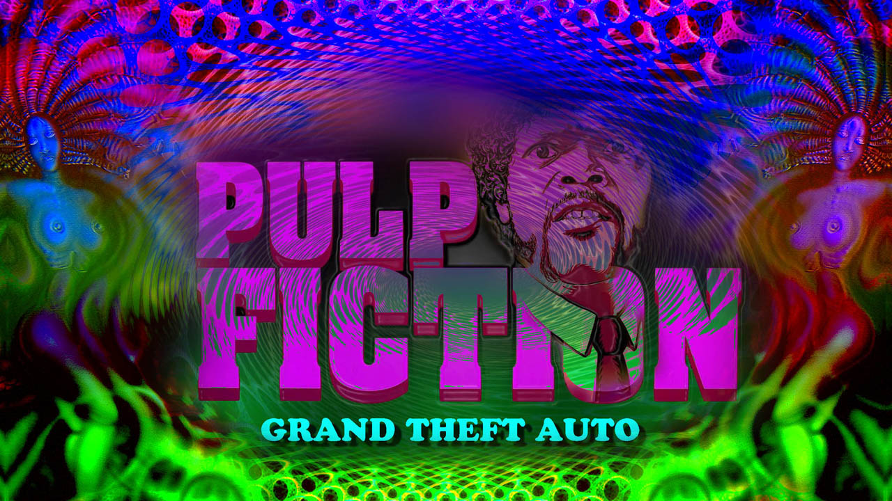 Grand Theft Auto's Pulp Fiction Stories are on Star Trip Doom 69