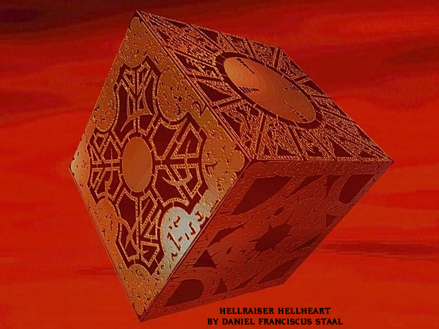 The Puzzle Box,  published on www.clivebarker.com