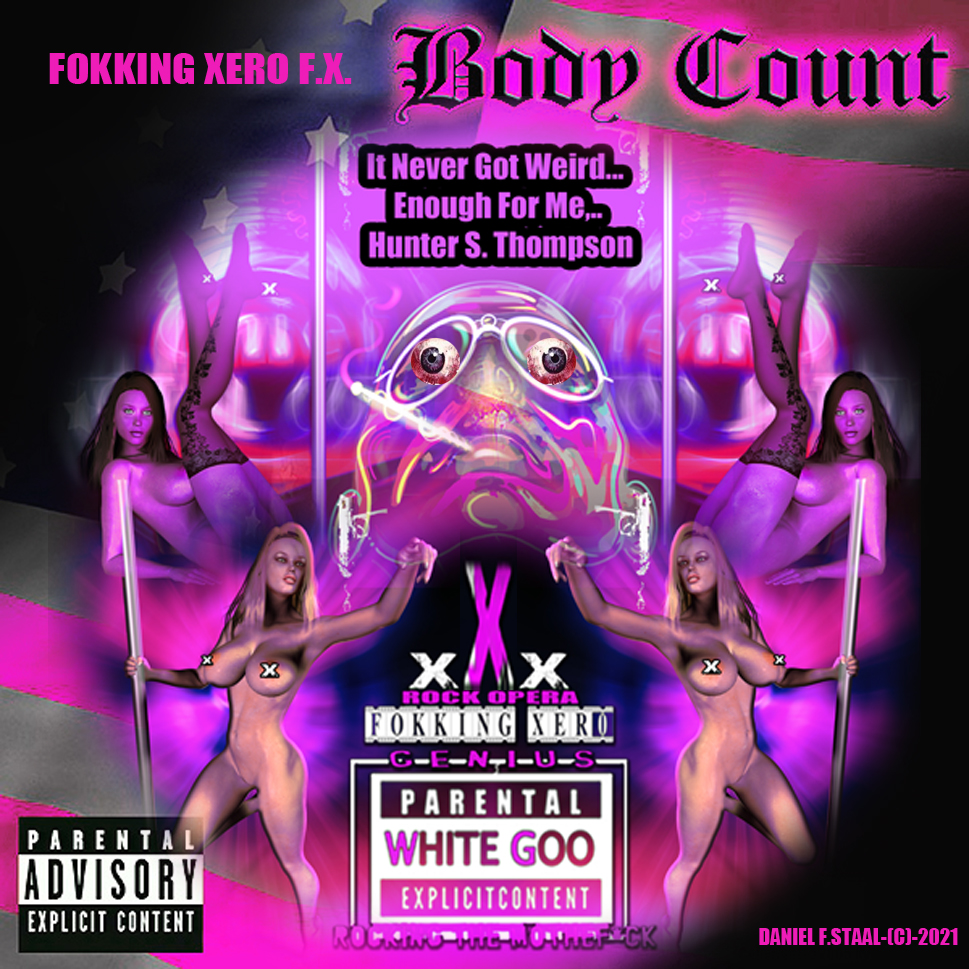 Body Count Metal Beats Rock Opera fear and loathing